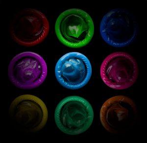 Kondomit netistä