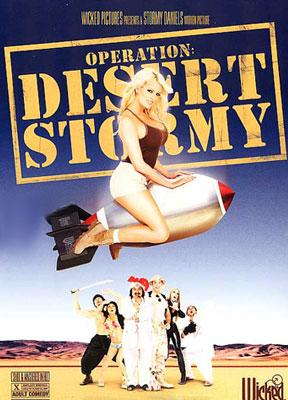 Desert stormy pornoelokuva