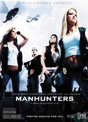 Manhunters aikuisviihde-elokuva