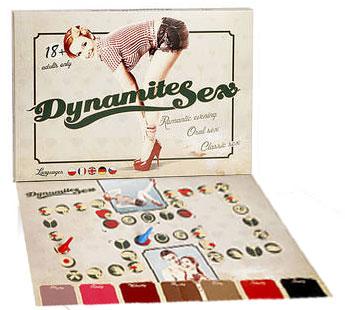 Dynamite sex-seksipeli